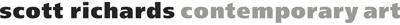 Scott Richards Contemporary Art Logo
