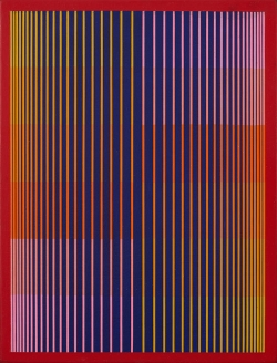 <strong>Richard Anuszkiewicz</strong> Untitled