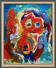 <strong>Karel Appel</strong> Personage