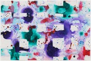 <strong>Sam Francis</strong> Untitled (1980)