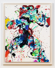 <strong>Sam Francis</strong> Untitled
