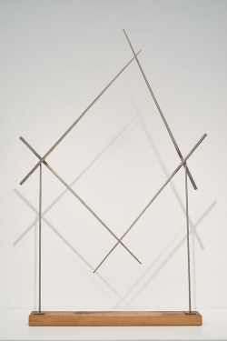 <strong>George Rickey</strong> Unstable Square