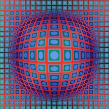 <strong>Victor Vasarely</strong> VEGA 201