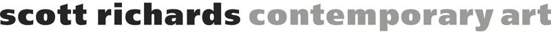 Scott Richards Contemporary Art Retina Logo